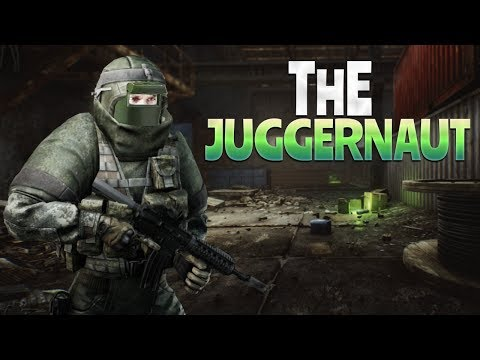 The JUGGERNAUT (Escape From Tarkov)