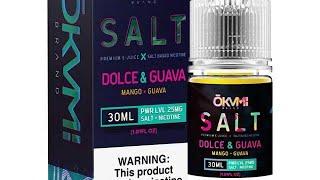 Okami Salt 30ml 7/27/2019 19:48
