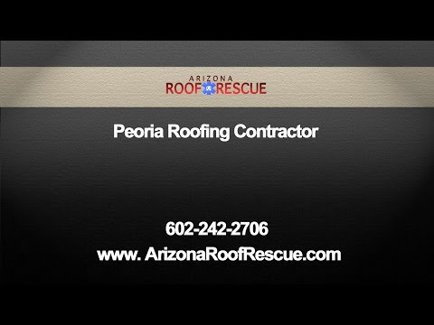 Peoria Roofing Services