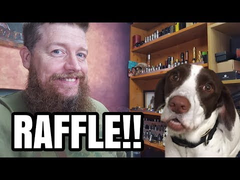 MONSTER RAFFLE - Let's help Buster.