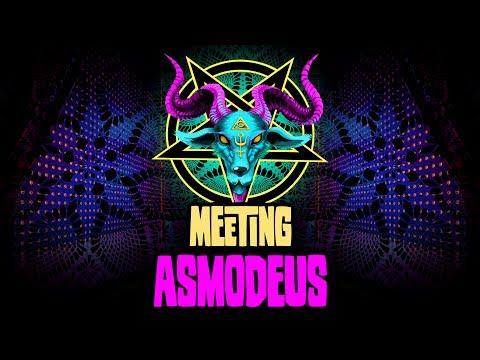 Meeting Asmodeus During a Satanic Ritual - Count Jackula