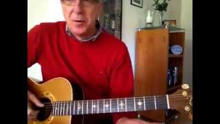Lesson 2 - Come Fly With Me - Guitar Instrumental - Ian Bennett Guitarist