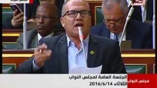 بالفيديو.. نائب برلماني: مدينة القصاصين محرومة بالكامل من محطة مياه للشرب