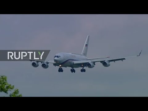 LIVE: Putin arrives in Buenos Aires for G20 summit