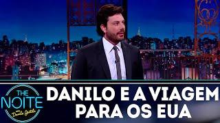 Baixar Monólogo: Danilo fala sobre viagem aos EUA e toma corte do Diguinho | The Noite (22/08/18)
