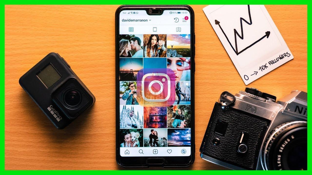 Aumentare Follower Instagram: Comprare Follower Italiani e Non