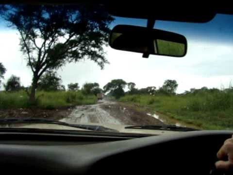 Road to Nimule