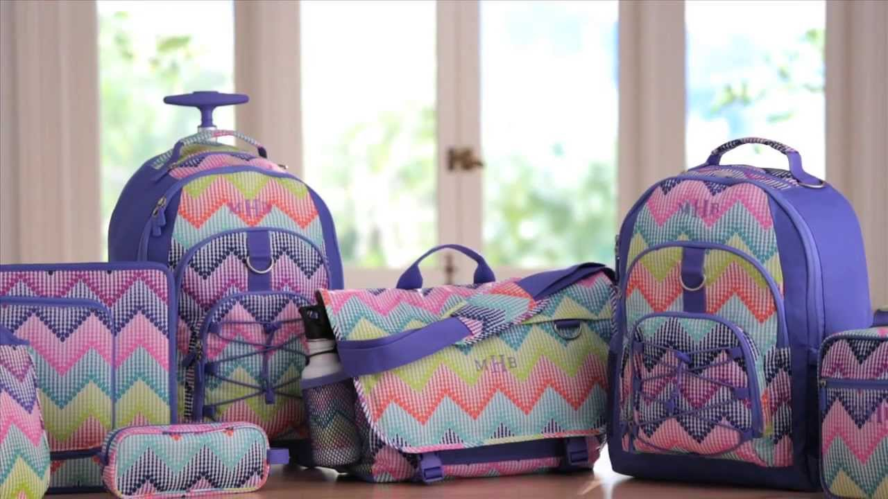Cool Backpacks that are a Blend of Style and Function   PBteen - YouTube ba2914c615