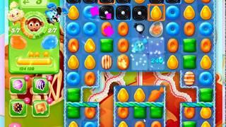 Candy Crush Jelly Saga Level 1007 *** 1 booster