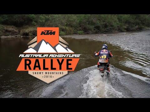 KTM Australia Adventure Rallye | 2016