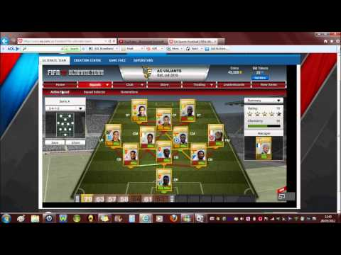 FIFA 12 | Around The Globe #1 AFRICA