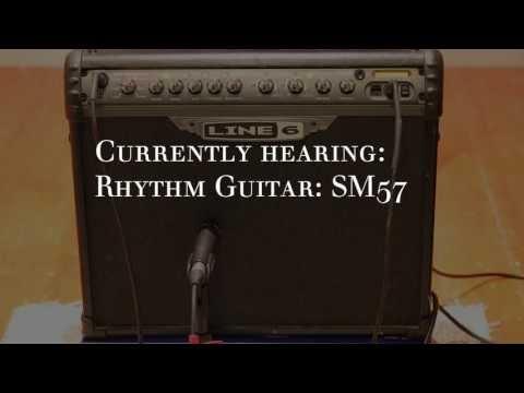 Line 6 Spider III 75W Microphone vs DI output