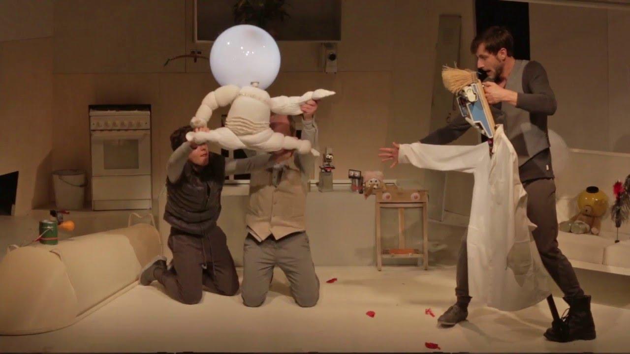 »Der Mondmann« - tjg. theater junge generation Dresden / Trailer