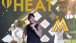 Premios HEAT 2016 (Fotos) - Maluma, Chino & Nacho