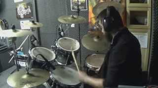 Ksilina Spathia - Treno fantasma (Drum Cover By K Paizanos)