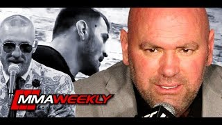 Dana White on Stipe Miocic's Boxing Ambitions and More UFC Crossovers
