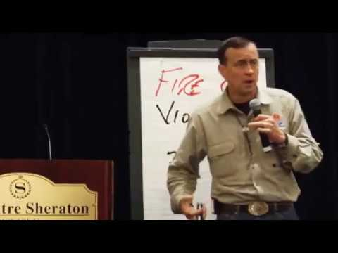 Youth, Violence and Education Conference  Lt  Col  David Grossman part 1