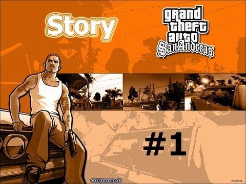 [เนื้อเรื่อง] GTA San Andreas TH #1
