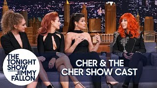 Cher and The Cher Show Broadway Cast Share a Preview of the Broadway Musical