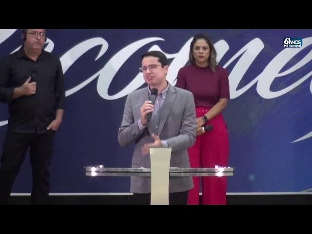 Culto Primeira Igreja Batista em Guarapari 25/04/2021-19h