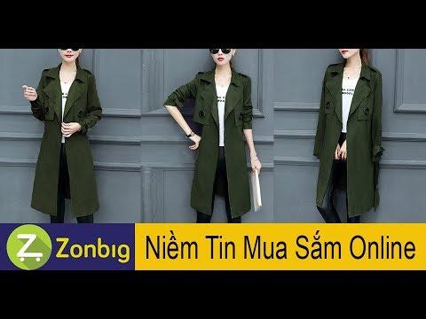 [Zonbig.com] - Áo Khoác Da Lộn Cách Điệu