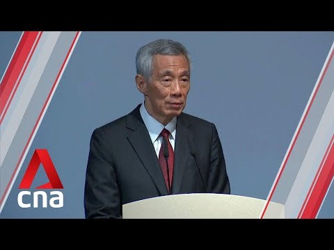 Singapore's PM Lee stresses need for mutual trust between political leaders and civil servants