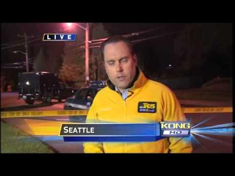Breaking News Video 2 dead, 2 injured in car vs. pedestrian crash in NE Seattle