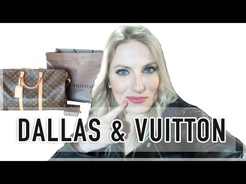 Dallas & Vuitton ♡