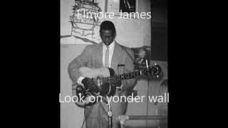 Watch Elmore James Look On Yonder Wall video