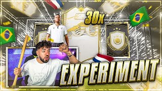 FIFA 21: OHA! 30x PRIME ICON PACK EXPERIMENT (ohne Spoiler) 😱🔥 Best of Pack Opening