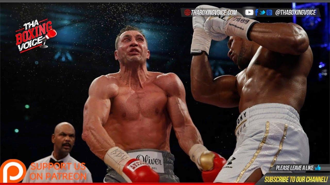 Wladimir Klitschko shocked frankness 81