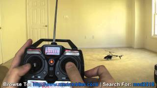 Egofly - Hawkspy - LT-711 (Big Size) - RC Helicopter w/ Video Camera - Purchase at: Merimobiles.com