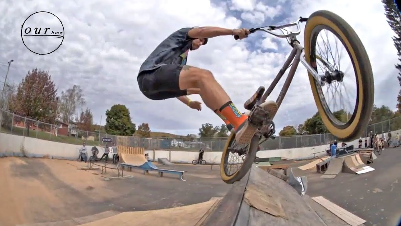 DIY BMX MADNESS - MAD MIKE AND GT JAMTASTIC VOYAGE