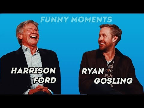 Thumbnail: Harrison Ford and Ryan Gosling - Funny Moments
