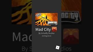 Gioco a mad city!!!! - roblox ita