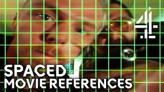 Video Best Of Spaced Compilation | All The Movie References download MP3, 3GP, MP4, WEBM, AVI, FLV Agustus 2017