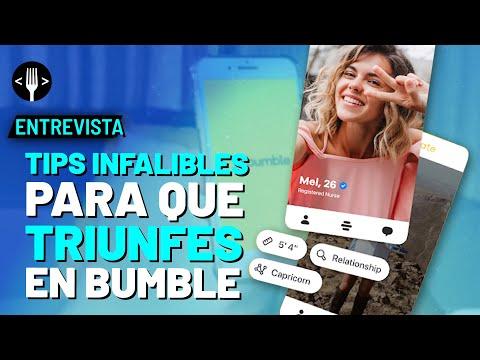 Los mejores tips para ligar en Bumble | Entrevista con Samantha García