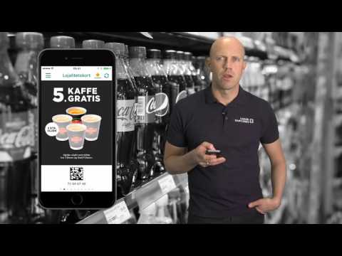 Liquid Barcodes  7 Eleven Norway Follow up deal on coffee