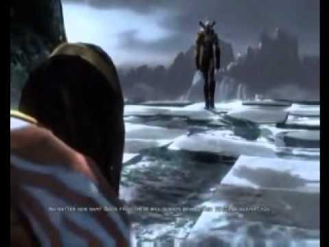 deus da guerra 3 o final