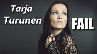 Nightwish Tarja Turunen FAIL compilation   Rockstar FAIL