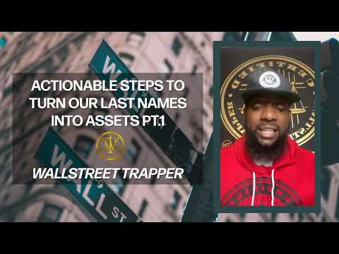 ACTIONABLE STEPS EVERY FAMILY CAN TAKE TO TURN THEIR LAST NAMES INTO ASSETS PT 1