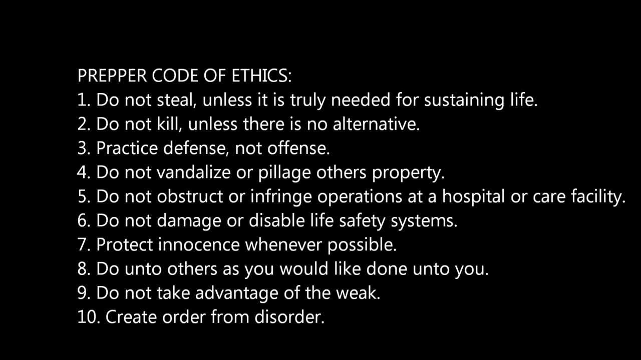Ethical Code Of Conduct Definition Amp Example Video