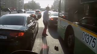 SOME EXAMPLES OF WHY ROAD  RAGE IS NEVER A GOOD IDEA