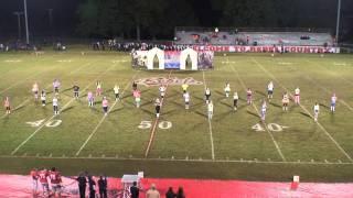 Highland Rebel Jr & Sr Cheerleaders - 100915