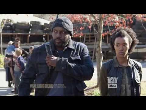 Saying goodbye to Tyreese
