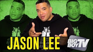 Jason Lee on Breaking Jordyn Woods & Tristan Thompson Story, The Rise of Hollywood Unlocked + More!