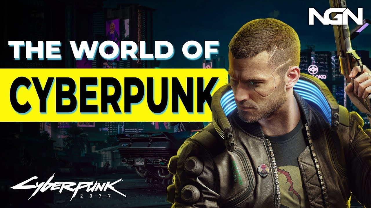 The World of Cyberpunk || Story / Lore || Cyberpunk 2077 thumbnail