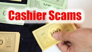 How to Avoid Cashier Scams | BeatTheBush