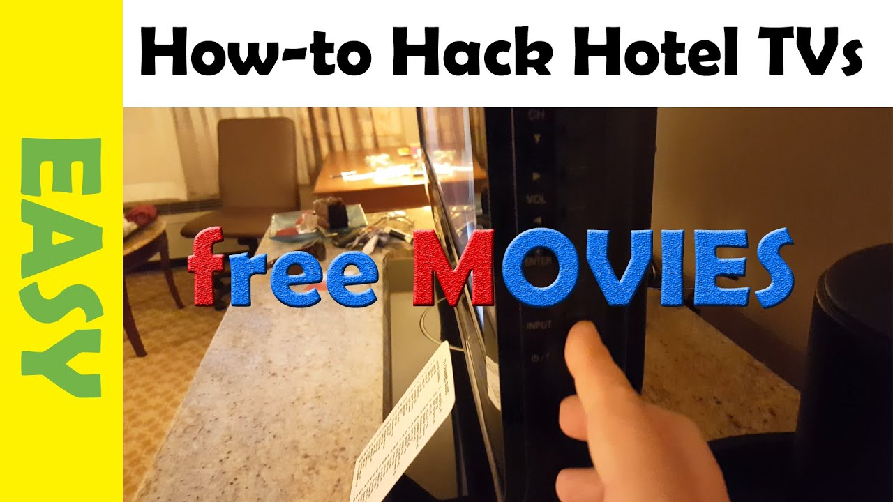 how to change the source on a tube tv