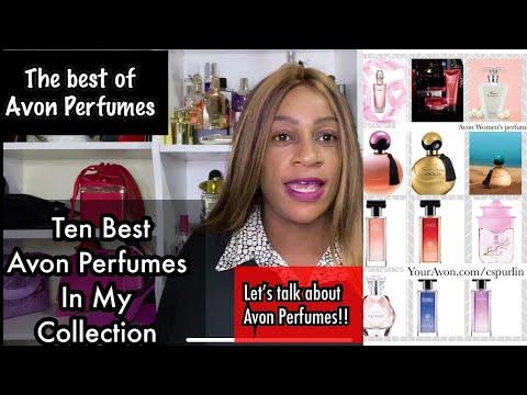Avon Perfumes |